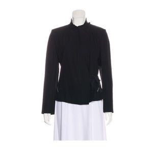 Ann Demuelemeester black Casual Jacket